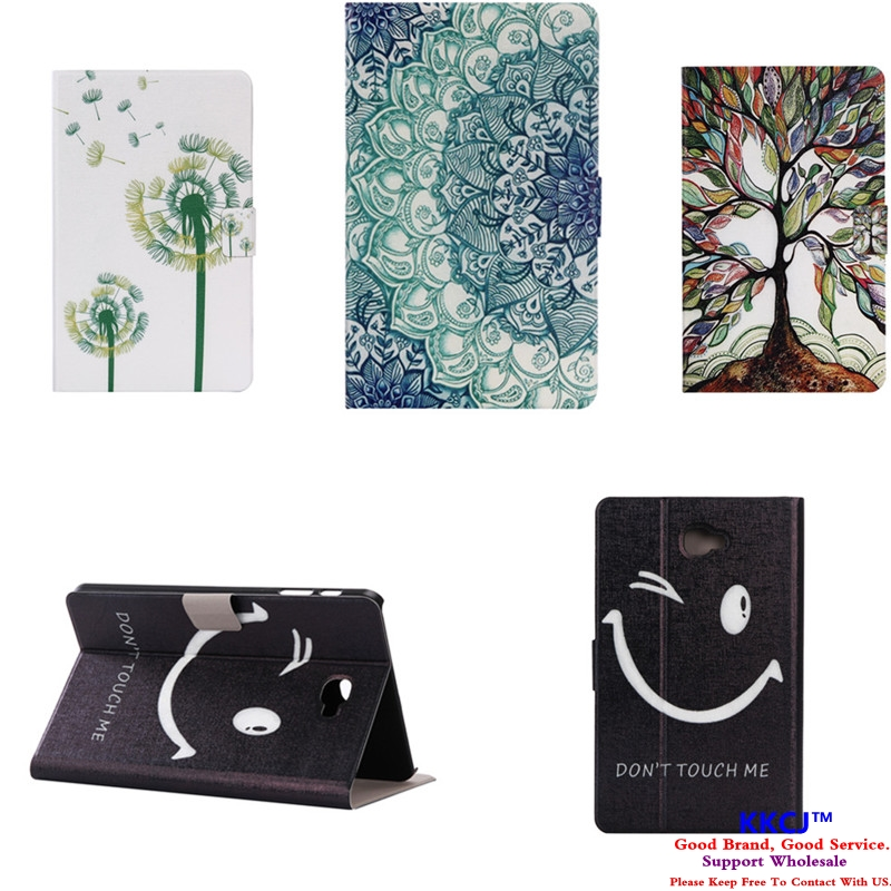 XX Luxury Fashion Tablet case Folding Flip PU Leather Cover for Samsung Galaxy Tab A 10.1 A6 T580 T585 T580N T585C Skin Case luxury flip pu leather case cover for samsung galaxy tab a 10 1 2016 t580 t585 t580n t585n tablet stand cover with card slots