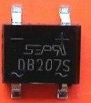 Si  Tai&SH    2A/1000V DB207S SEP SOP-4  integrated circuit