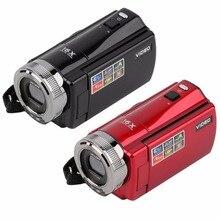 """Портативный видео Камера 720 P HD 16MP 16X ZOOM 2.7 """"TFT ЖК-дисплей Цифровая видеокамера Камера DV DVR черный, красный Новое поступление 2017 года"""