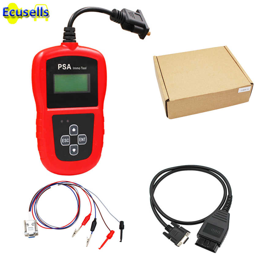 Detail feedback questions about pin code calculator psa immo tool.