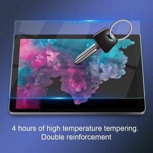 Image 2 - نيلكين الأصلي لمايكروسوفت السطح برو 6 الزجاج المقسى مذهلة H + المضادة للانفجار لسطح برو 5 واقي للشاشة