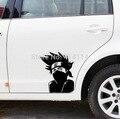 2 pçs/lote Janpanese Anime Naruto Kakashi estilo do carro adesivos refletivos acessórios do carro para carros universais frete grátis