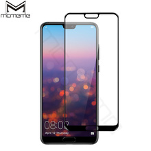 MCMEME Tempered Glass For Huawei P20 Pro Screen Protector 9H Full Cover Premium Explosion-proof Glass Film For Huawei P20 Lite все цены
