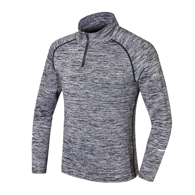T-Shirt Clothing Sportswear Men Sport-Top Long-Sleeve Fitness Mountaineer Quick-Dry Running
