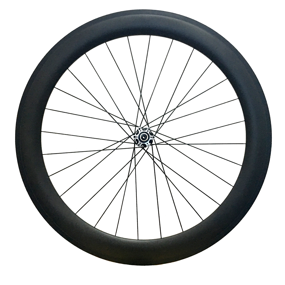 30/35/38/40/45/50/55/60/88mm Carbon Wheels Disc Brake Bike Wheelset Clincher Carbon Road Wheel 700C 25mm Width цена