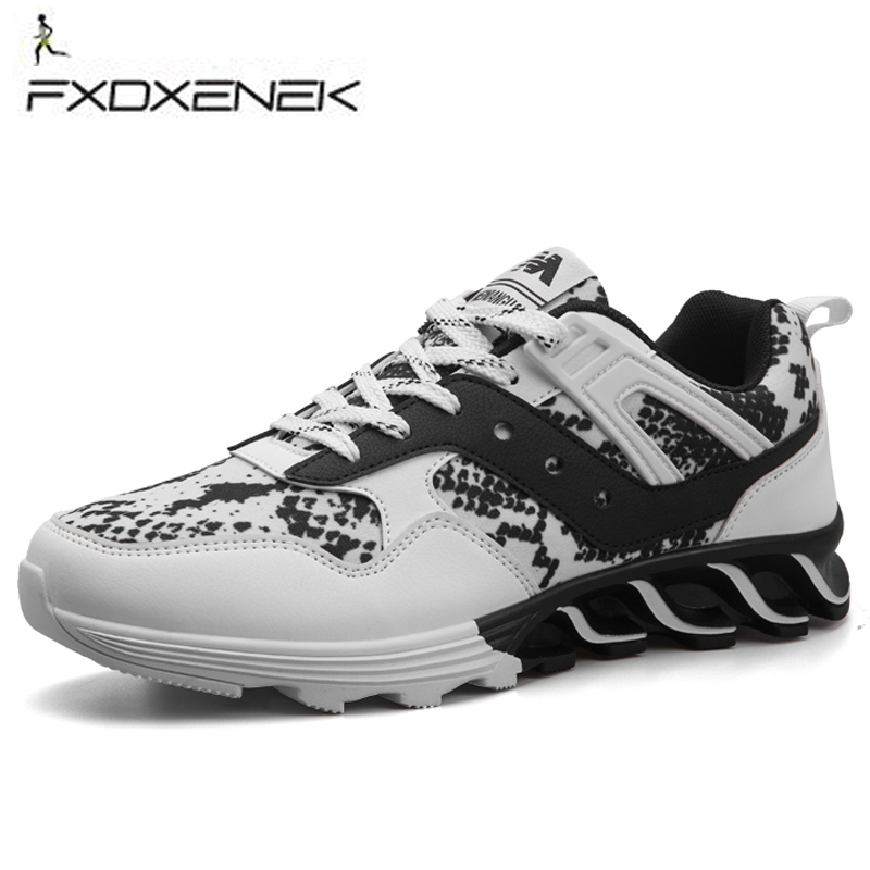 FXDXENEK Super Cool Breathable Running Shoes Men Sneakers Bounce Autumn Outdoor Sport Shoes Professional Brand Training Shoes