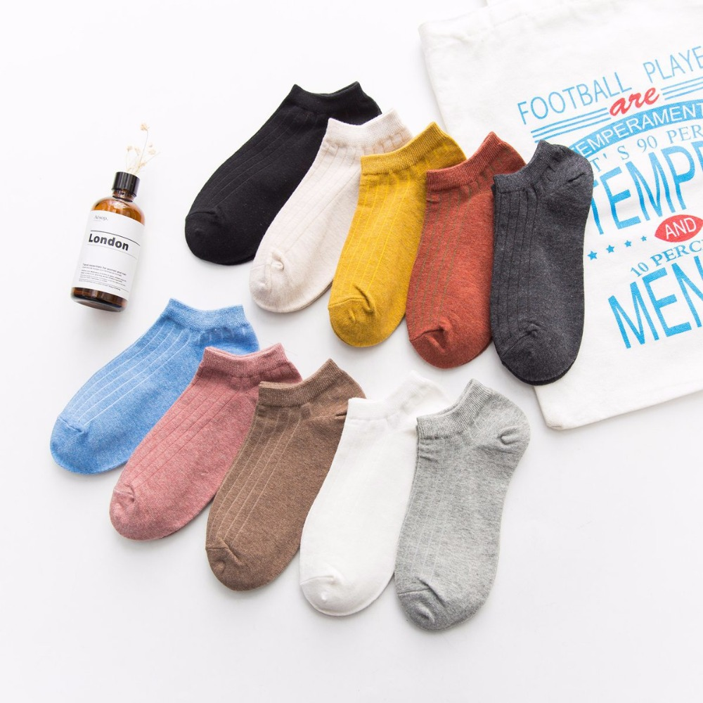 Women Socks Wool Upscale Soft Warm Winter Short Socks Compression Thick Brand Boot Ladies Socks 001