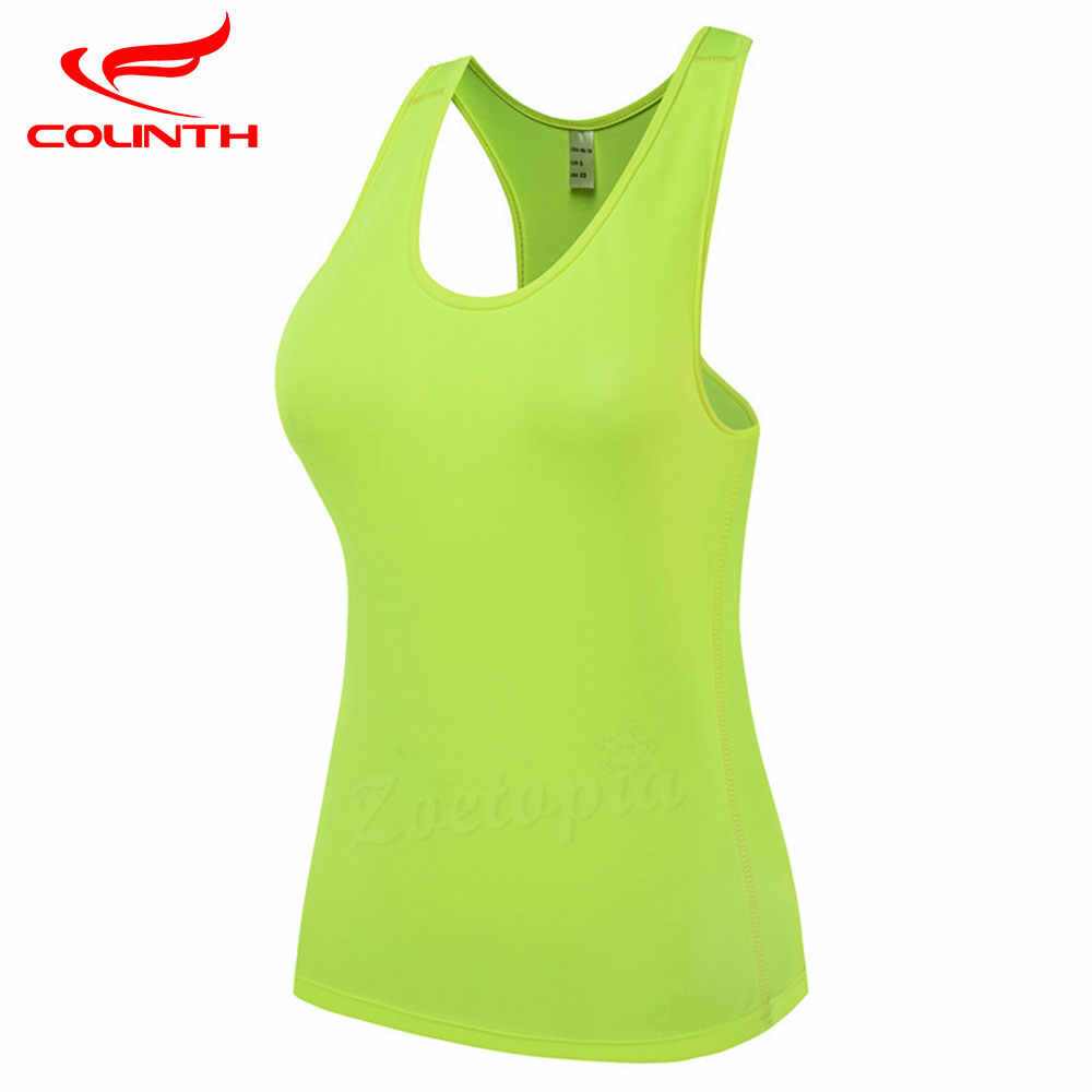 Women Yoga Sleeveless T-shirts Sports Fitness Base Layer Training Gym Sportswear Running Tops Shirt Female Quick Dry Jerseys