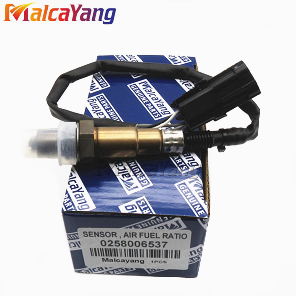 Sonde Lambda capteur d'oxygène pour Lada Niva Samara Kalina Priora UAZ Chevrolet Niva 0258006537 111803850010 11180385001000