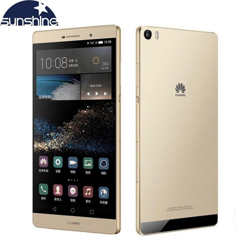 Original Huawei P8 MAX 4G LTE Mobile Phone Kirin 935 Octa Core Dual SIM 6 8