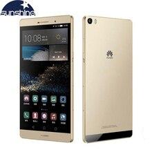 Original Huawei P8 MAX 4G LTE Mobile Phone Kirin 935 Octa Core Dual SIM 6.8'' 13.0MP 4360mAh 3G RAM 32G ROM Android Smartphone