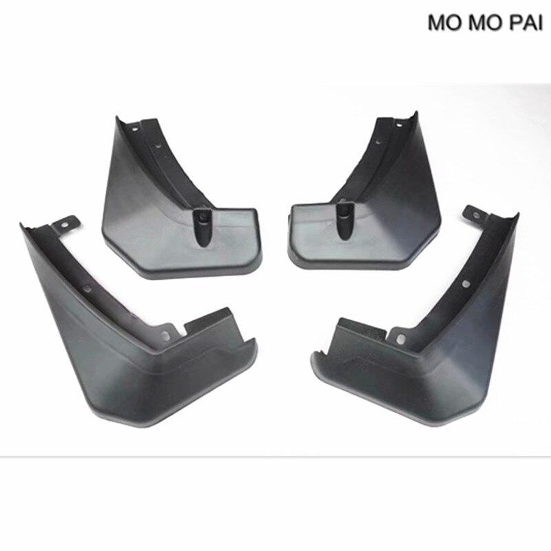 MOMO PAI car styling Defensa Fit For Skoda Kodiaq 2016 2017 2018 4pcs Mud Flaps Splash
