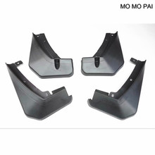 MOMO PAI car styling Defensa Fit For Skoda Kodiaq 2016 2017 2018 4pcs Mud Flaps Splash Guard Mudguard Mudflap 4Pcs/Set