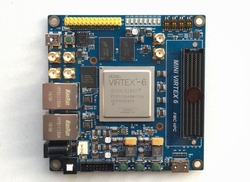 Макетная плата XILINX FPGA XC6VLX240T VIRTEX6 FMC HPC
