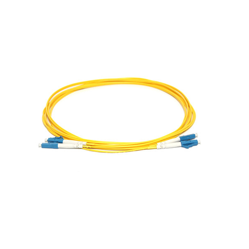 ZHWCOMM 10pcs / lot LC-LC fiber optic patch cord high quality 3m single-mode  Duplex fiber jumpers free shippingZHWCOMM 10pcs / lot LC-LC fiber optic patch cord high quality 3m single-mode  Duplex fiber jumpers free shipping