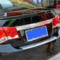For CHEVROLET CRUZE 2009-2014 Sedan Car Rearguards Trunk Rear Tail Box Trim Auto Accessories