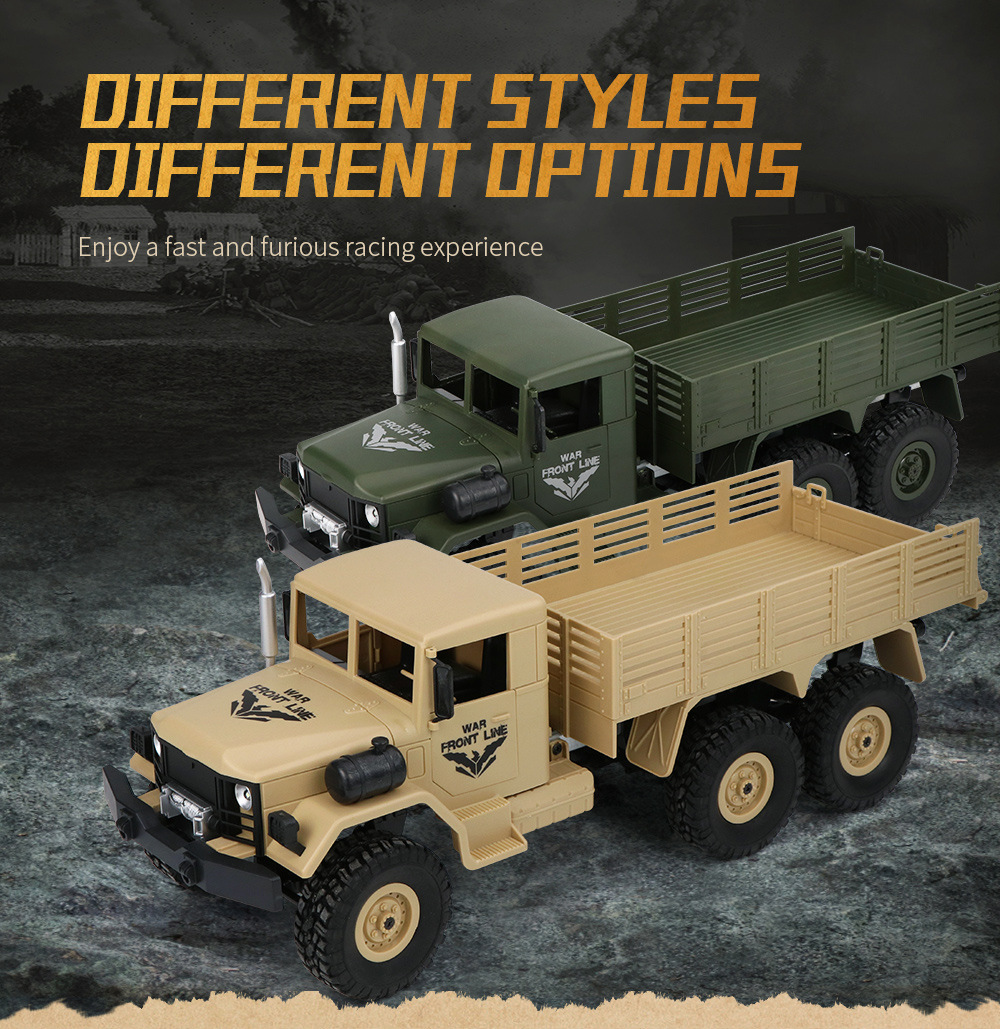 Off-Road Military for Crawler 7