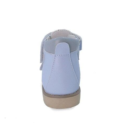 ortopedicos sapatos de bebe meninos de couro