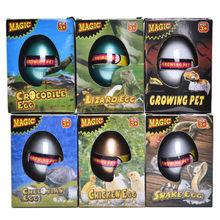 Забавная Новинка, расширение воды, инкубационное яйцо, животное, детские игрушки для малышей, детская коробка, большие Яйца динозавра, детские игрушки