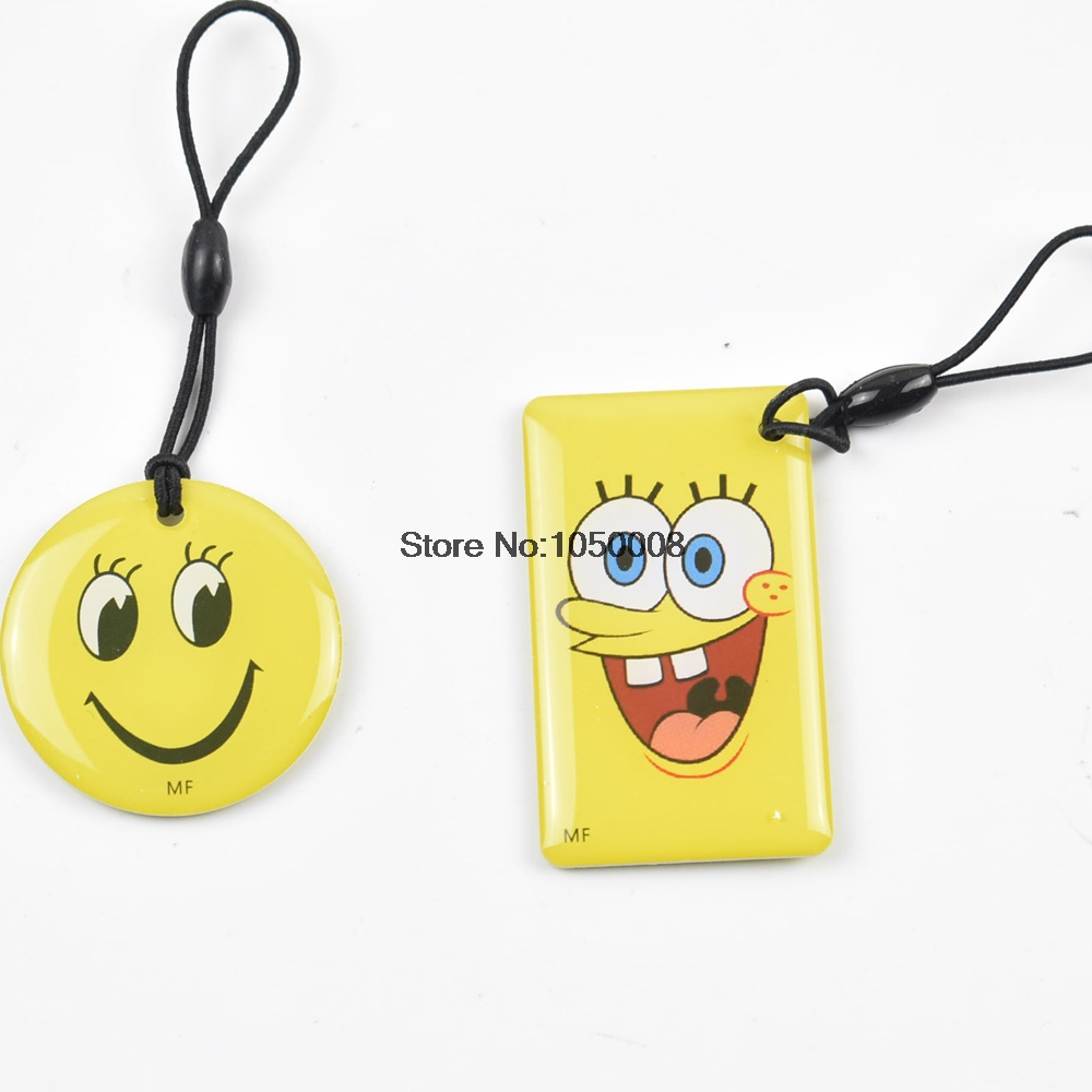 UID Card Changeable Sector 0 Block 0 Writable Smart Tags Key RFID 13.56Mhz Rewritable Copy Clone Epoxy card  2pcs/lot �������� sector