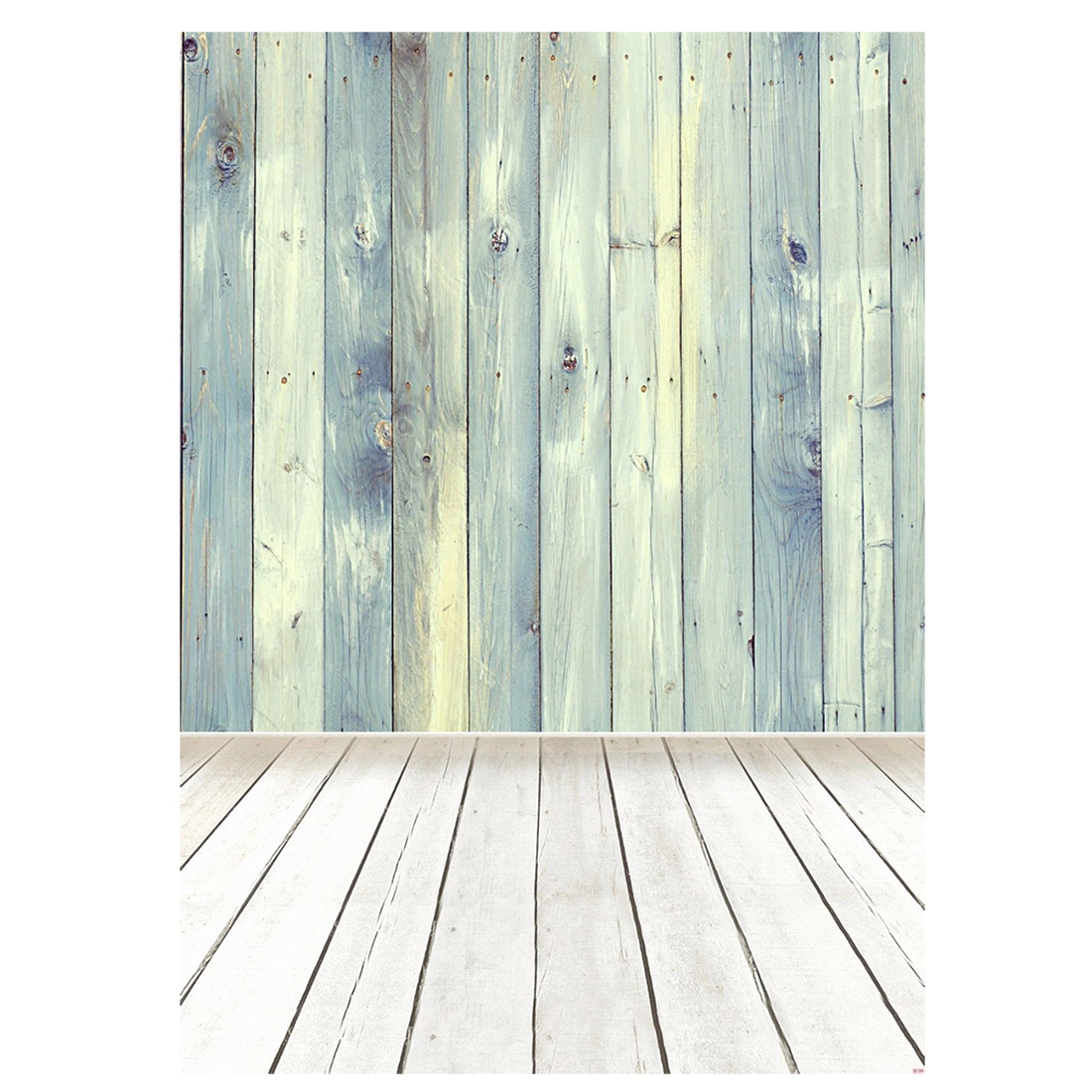 Background stand wooden floor wall photo props Photography background cloth Vinyl, Light blue + gray-white Stripe игрушка ecx ruckus gray blue ecx00013t1