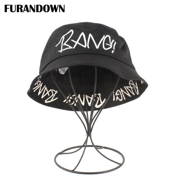 30368cd7d3e 2019 Summer Fashion Embroidery Bucket Hat Men Women Hip Hop Cap Fisherman Fishing  Hats chapeu pescador