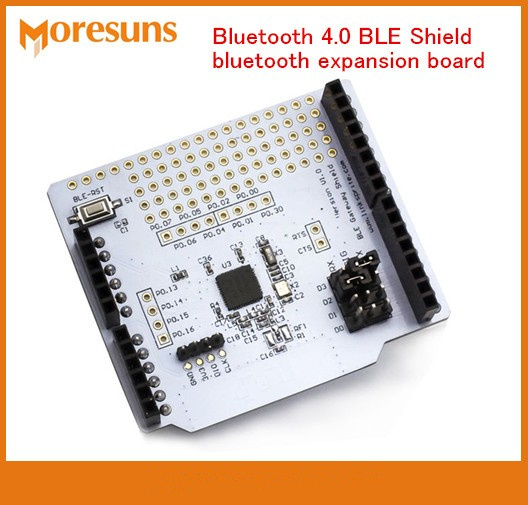 Fast Free Ship NRF51822 Bluetooth 4.0 BLE Shield bluetooth expansion boardFast Free Ship NRF51822 Bluetooth 4.0 BLE Shield bluetooth expansion board