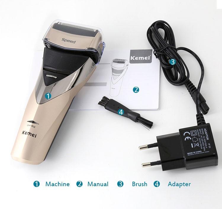 KM-8102 Electric Shaver (15)