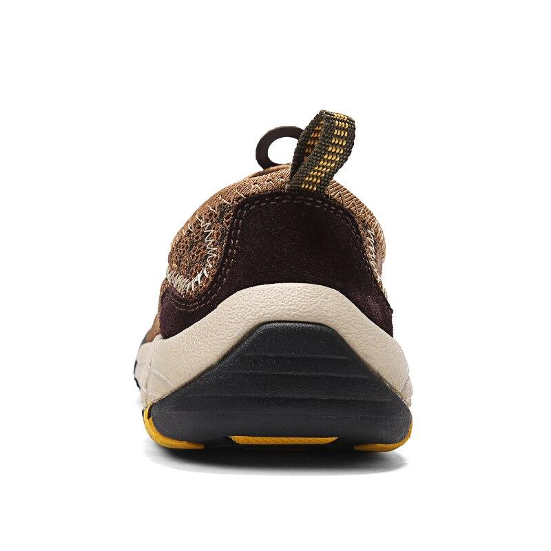 Los Calzado Transpirable Llegada 2018 verde Marrón Adultos Suave Militar Cómodo Malla gris Del De Ocasional Verano Masculina Zapatos Para Hombres Nueva Zapatillas Luz wI71aIcAq