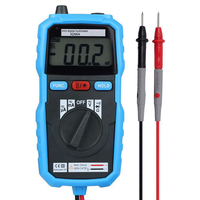 Digital Multimeter 2000 Counts Electronic Amp Volt Ohm Meter Diode and Continuity Test for Home Use Hand Tools