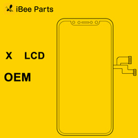 Top Quality Grade AAA LCD Display Touch Screen With Digitizer Replacement Parts For IPhone Free