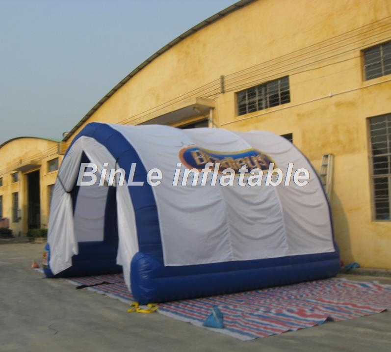 Customized blue waterproof portable inflatable car garage tent inflatable tunnel marquee for commercial events inflatable cartoon customized advertising giant christmas inflatable santa claus for christmas outdoor decoration