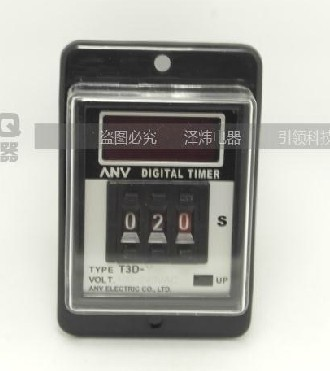 цена на ANV genuine original digital display time relay T3D-Y