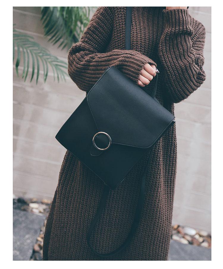 Retro Women's Rucksack Bag 31