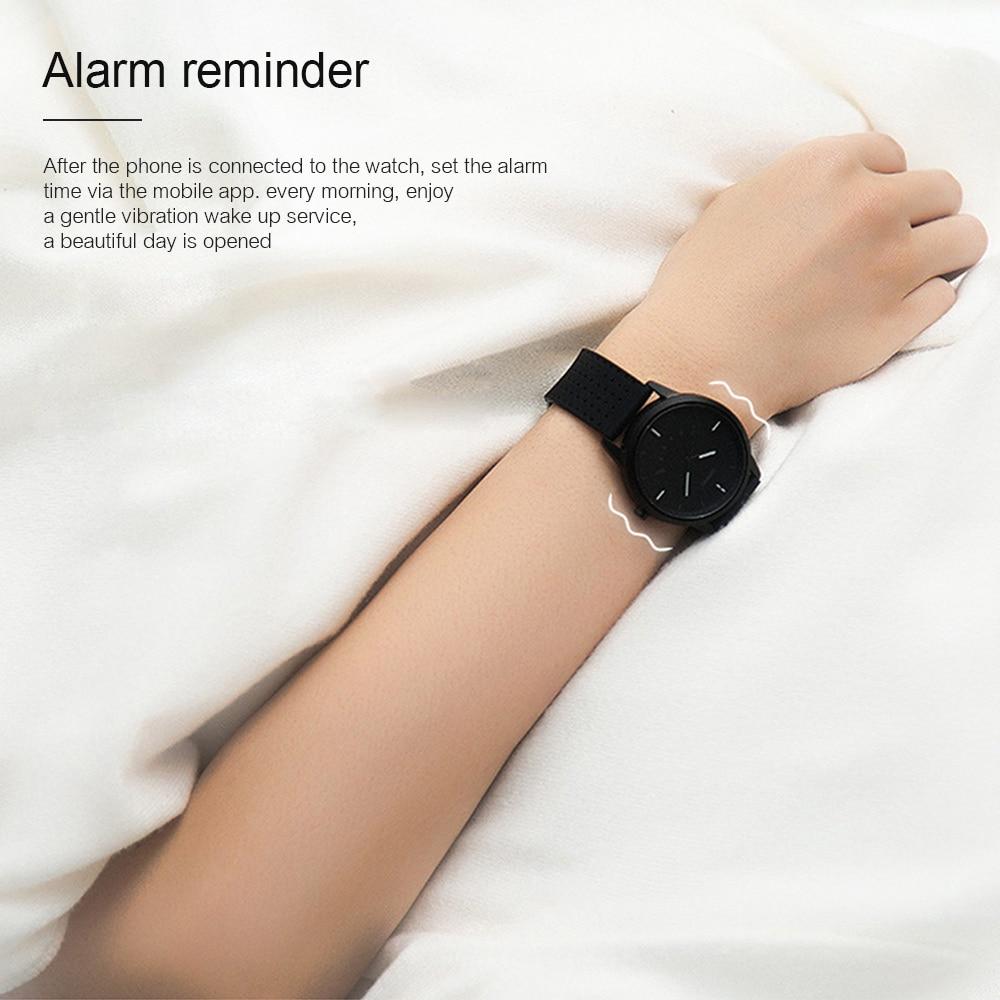 Lenovo Smart Watch Fashion Watch 9 Sapphire Glass Smartwatch 50 Meters Waterproof Heart Rate Monitor Calls Information Reminding 3