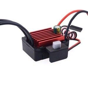 Image 5 - SURPASSHOBBY KK wodoodporny 35A ESC elektryczny regulator prędkości dla RC 1/16 1/14 RC Car 2838 2845 bezszczotkowy silnik