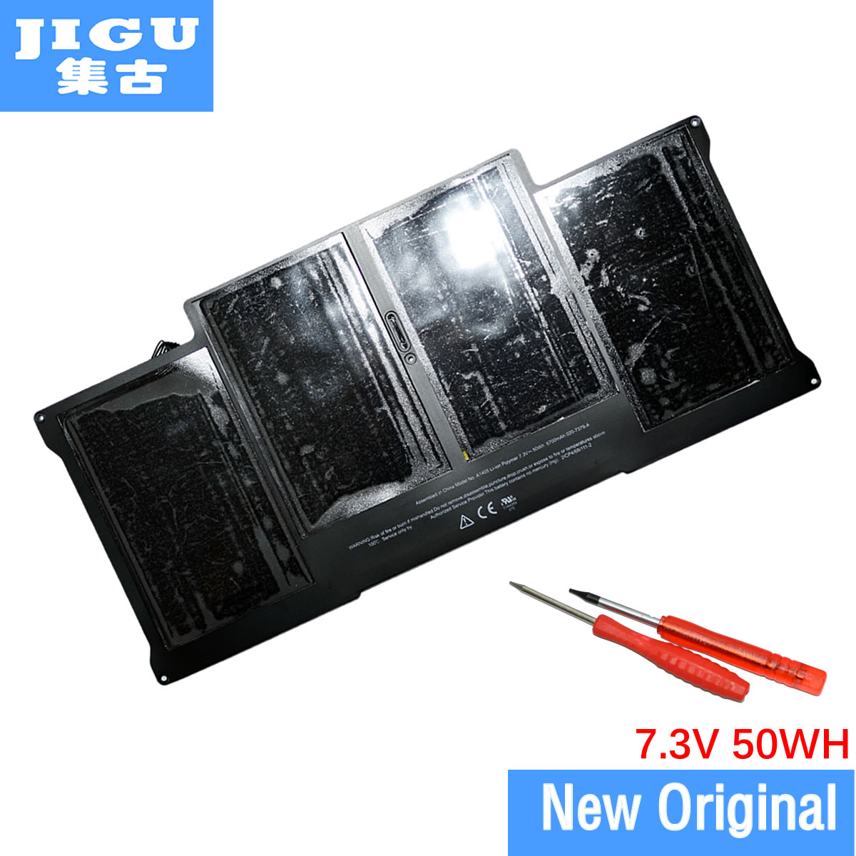 JIGU Original <font><b>battery</b></font> for apple For MacBook Air 13