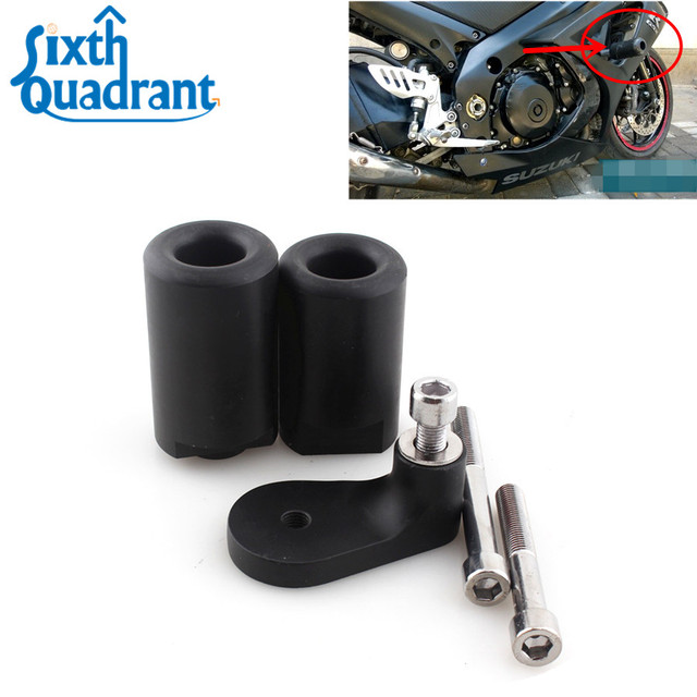 Frame Sliders Falling Crash Engine Protector for Suzuki GSXR 1000 ...