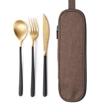 Knife fork spoon F