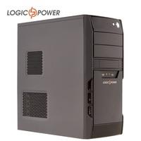 LOGIC POWER Desktop Computer Case New Arrivals 80mm FAN CD ROMx2 HDDx1 PCIx7 USBx2 AUDIO