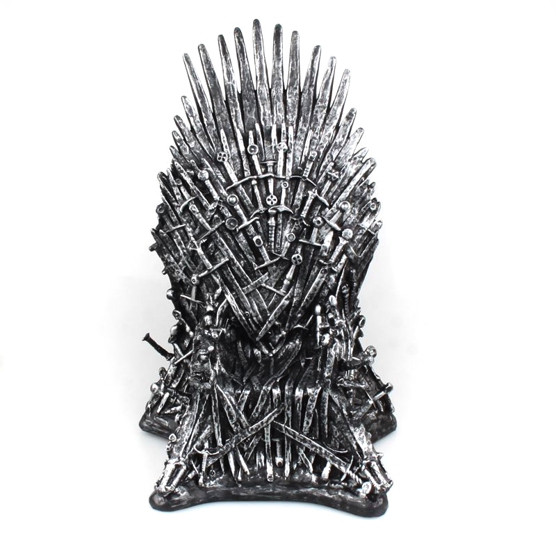 Action Figure King Seat Chair Model Toys Collectible Game ThronesAction Figure King Seat Chair Model Toys Collectible Game Thrones