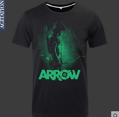 2015 Arrow Design Series New Superhero Shirt T Marvel 3d Yvyfb6g7