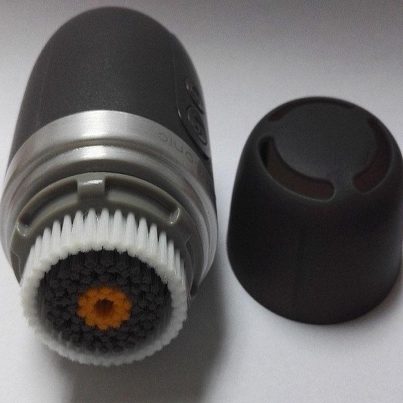 Ultrasons Électrique nettoyant visage brosse machine Visage nettoyant Vibrations Spa massage Beauté outils Nettoyage Du Visage Brosse Soins de La Peau