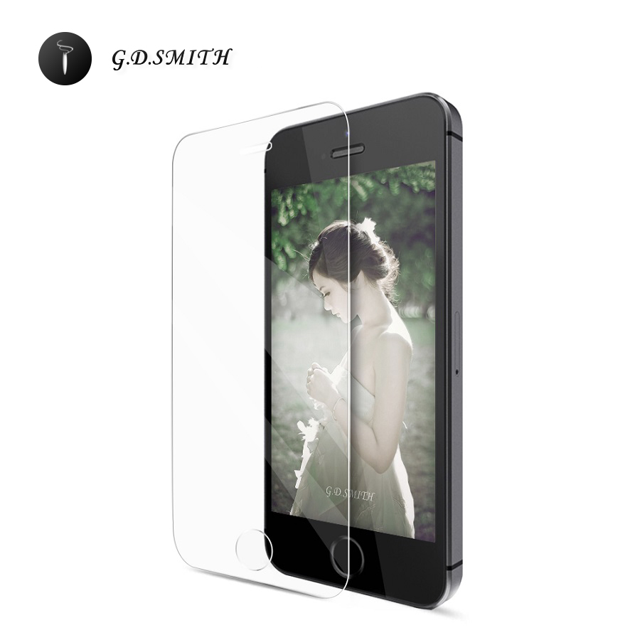 Gdsmith Brand Tempered Glass For Iphone 5s Se Screen Protector Norton Xiaomi Redmi Note 3 Safety Protective Film Apple 5 5c Titan Series In Phone Protectors From