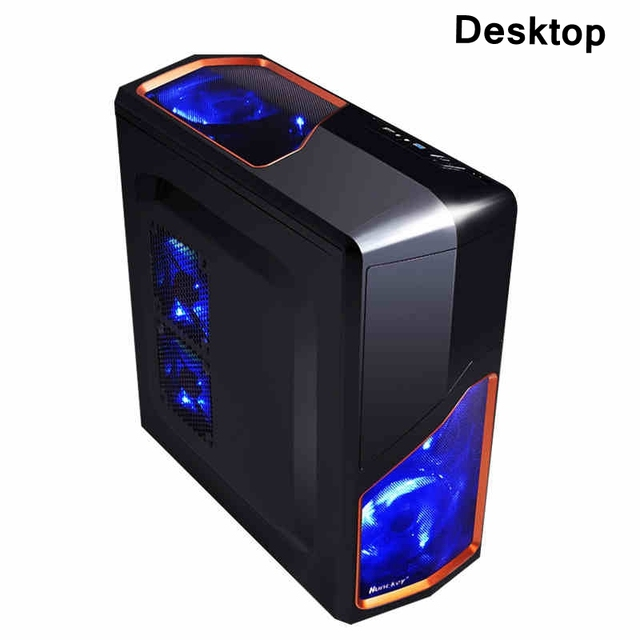[ReadStar]FX8300/4G AMD 8-core processors Game Desktop PC host 120G solid drive 8G memory Discrete graphics without Monitor