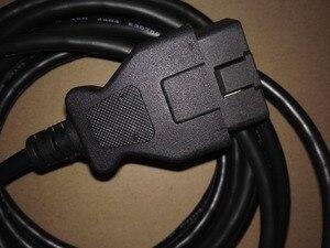 Image 4 - Câble dextension OBD2 de 5M, 16 broches mâle à femelle, cordon 16 broches à 16 broches, connecteur OBD II à accès complet