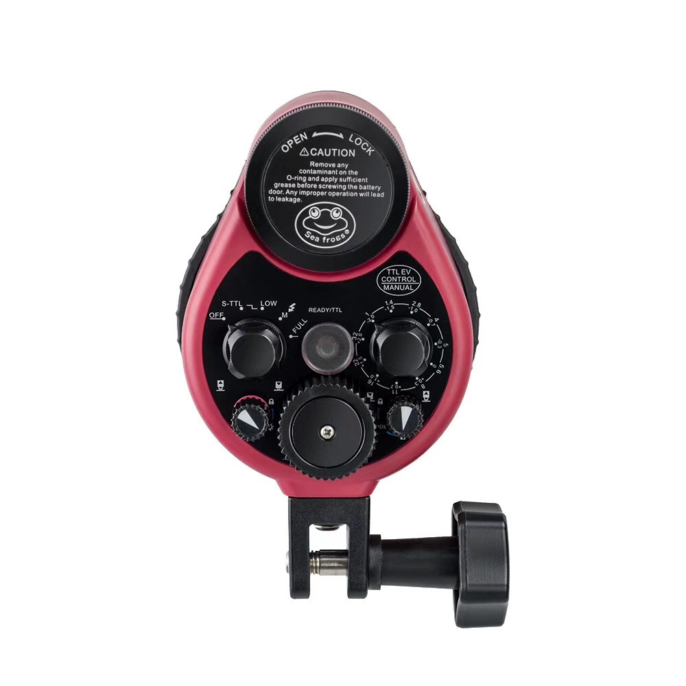 Image 2 - ST 100 Pro  Waterproof  Flash strobe for A6500 A6000 A7 II RX100 I/II/ III/IV/V underwater Camera Housings Diving CaseFlashes   -