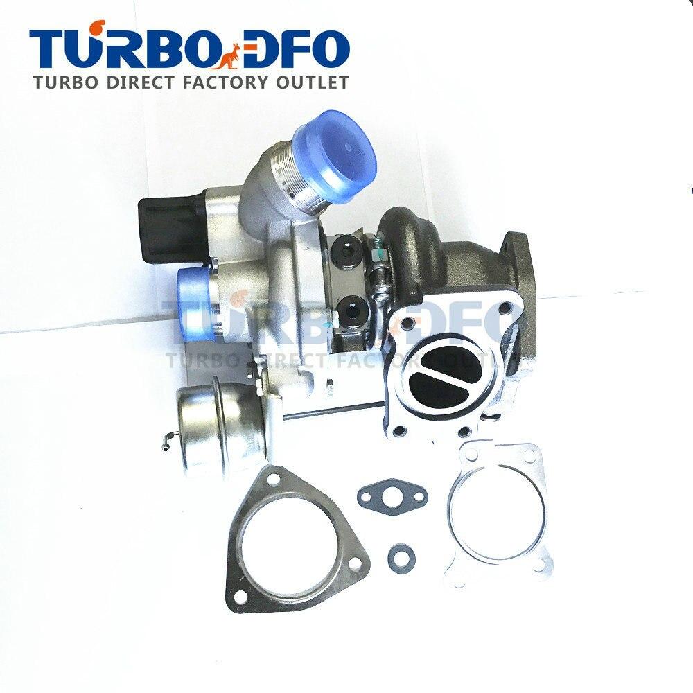 Turbine complète KKK turbocompresseur turbo K03-0121 K03-0120 K03-0104 pour Peugeot 207 308 508 3008 5008 RCZ 1.6 THP 150/156 EP6CDT
