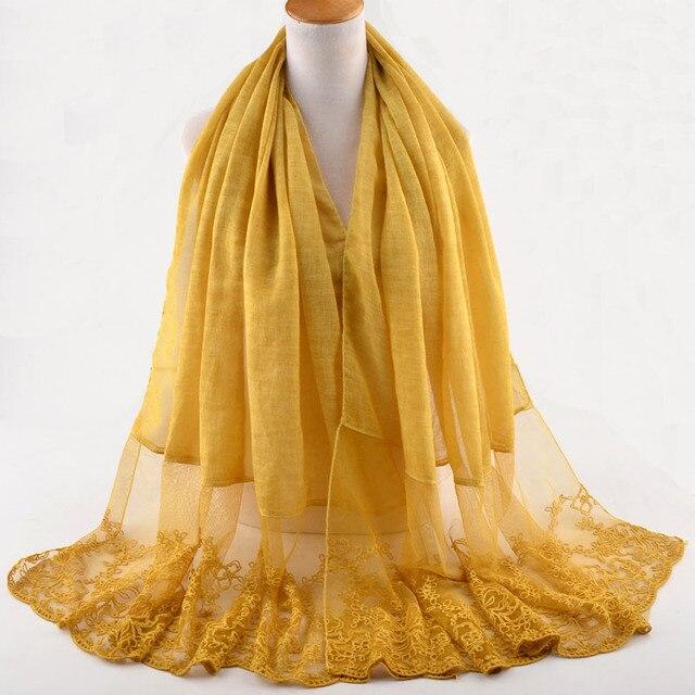 a3f17b178 Spring 2018,plain cotton hijab,tie dye scarf,shawls wrap,cotton embroidery