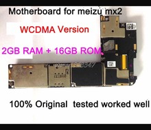100% working WCDMA  motherboard  For Meizu MX2 Motherboard 16GB mainboard well  test before shipping logic board